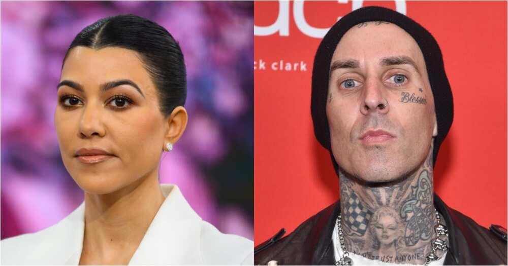 Kourtney Kardashian and Rocker Travis Barker Fuel Dating Rumours