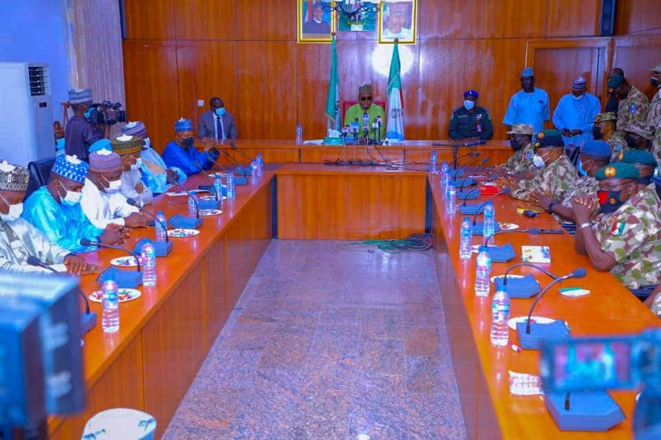 LIST: Governor Zulum reveals 5 important things new service chiefs must do to succeed