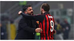 Chelsea target tackles coach hard in training after plans to prevent to him from leaving AC Milan