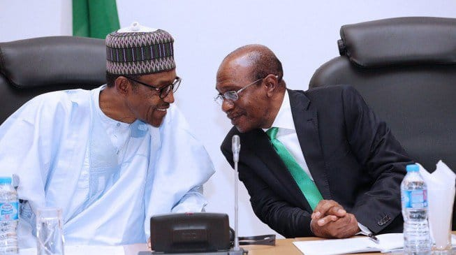 Buhari to CBN: Don't give a kobo on forex for food, fertilizer imports