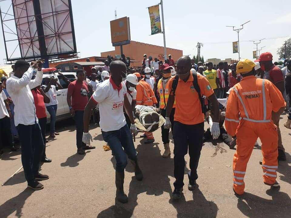 Pastor Daniel Obas dies in Lagos building collapse
