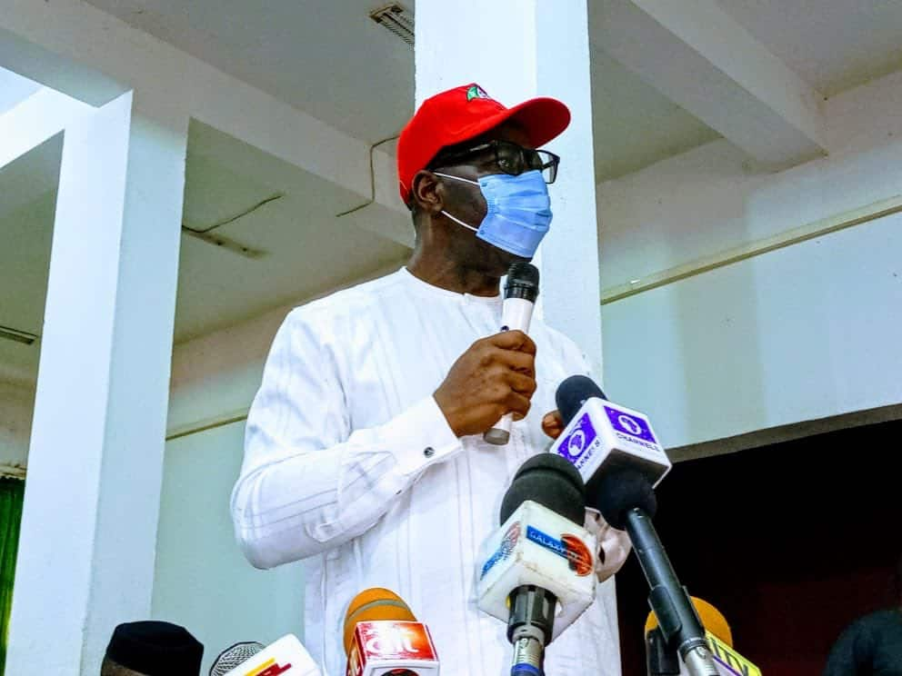 Edo guber: PDP has revived my political career, says Gov Obaseki