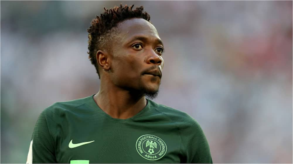 Super Eagles star Musa sends fans big message days after police arrested a man for defrauding people with his name