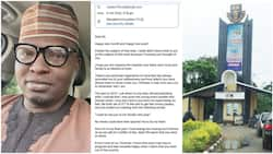 Student helped during Post UTME at OAU remembers lecturer who showed him kindness, pens emotional words