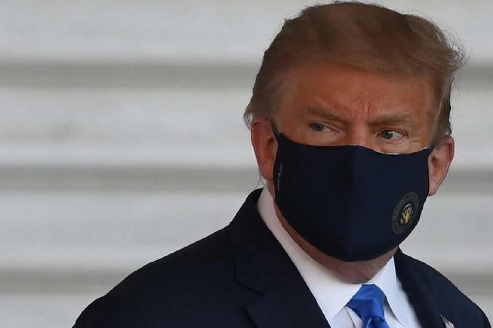 Baron, ɗan shugaban Amurka Donald Trump ya kamu da korona - Melania Trump