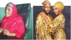 I have to be blind, deaf and dumb to survive in this marriage - Kannywood actress Mansurah Isah admits