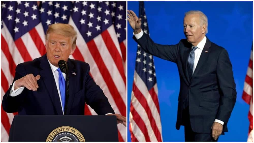 Trump vs Biden: 9 remaining states to decide winner of US presidential election (List)