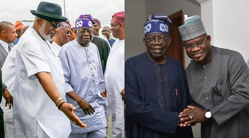 2023: Tinubu reconciles with APC stakeholders ahead of presidential bid - Latest News in Nigeria & Breaking Naija News 24/7 | LEGIT.NG