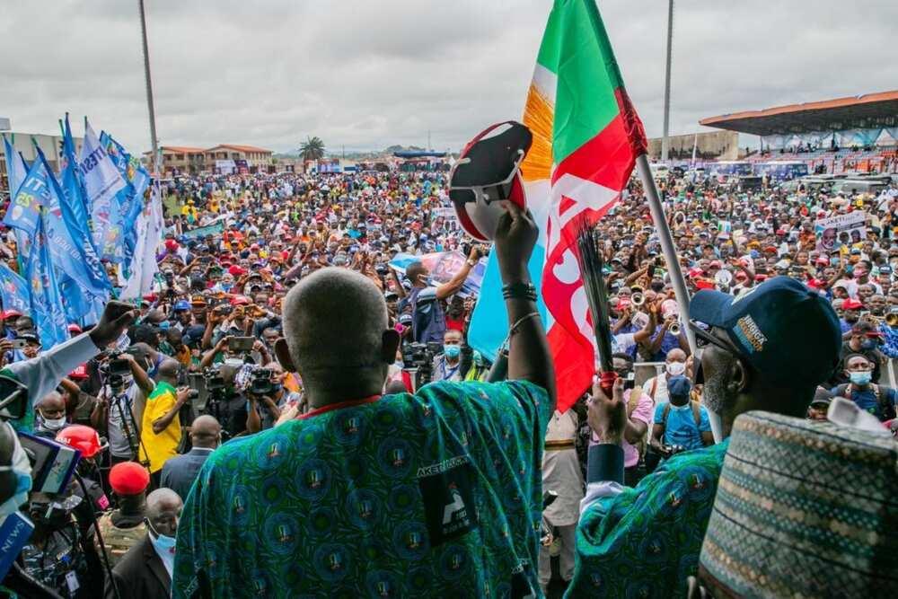 Jihar Bauchi: Wani babban jigo a PDP ya koma APC, ya bi sahun Dogara