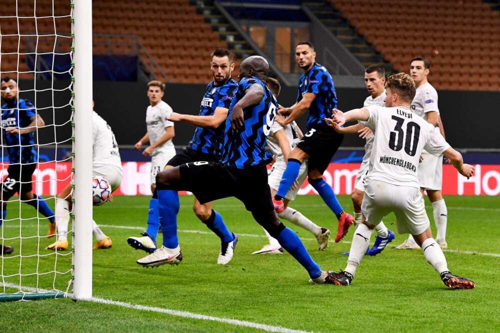 Romelu Lukaku ruled out of Inter Milan's Champions League clash vs Real Madrid