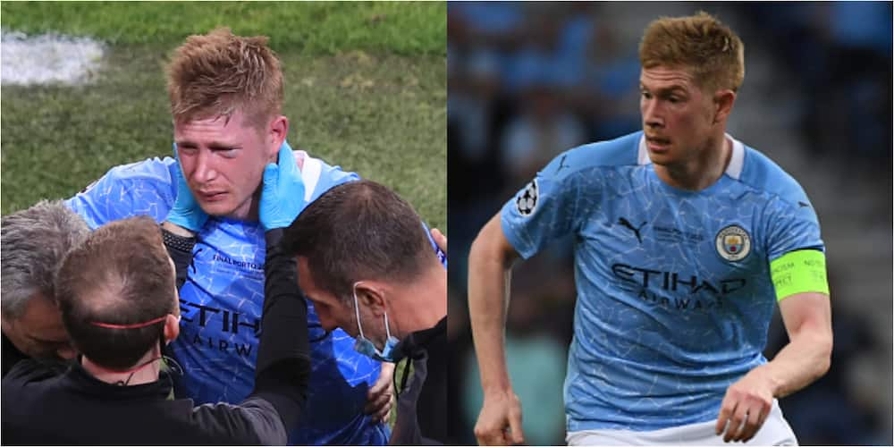 Man City star speaks for 1st time after Champions League loss, gives injury update ahead of Euro 2020