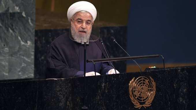 Kasancewan Trump shugaban kasar Amurka ta'addancin tattalin arzikin ne garemu - Shugaban kasar Iran