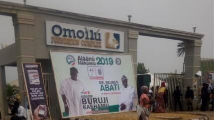 2019: Confusion in Ogun PDP as Kashamu kickstarts governorship campaign