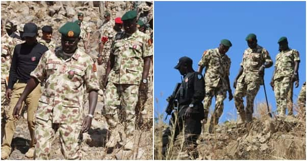 Buratai reveals why President Buhari appointed him as chief of army staff