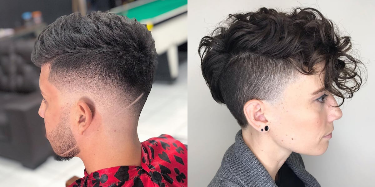 20 awesome faux hawk hairstyle ideas for men and women