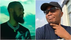 Phyno attacks journalist who criticised him on social media, calls him a 'goat'