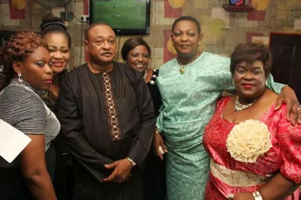 Jide Kosoko biography: Age, education, wife, children, net worth as he never dreamt of being a polygamist