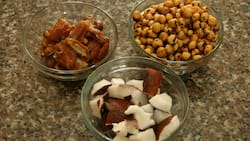 Benefits of tiger nuts, dates and coconut that are important