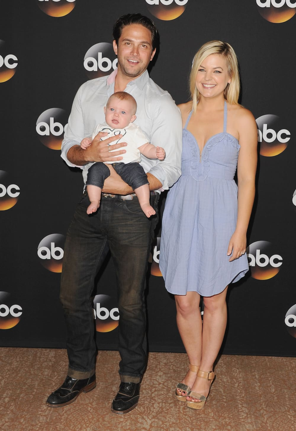 Is Kirsten Storms pregnant in real life?