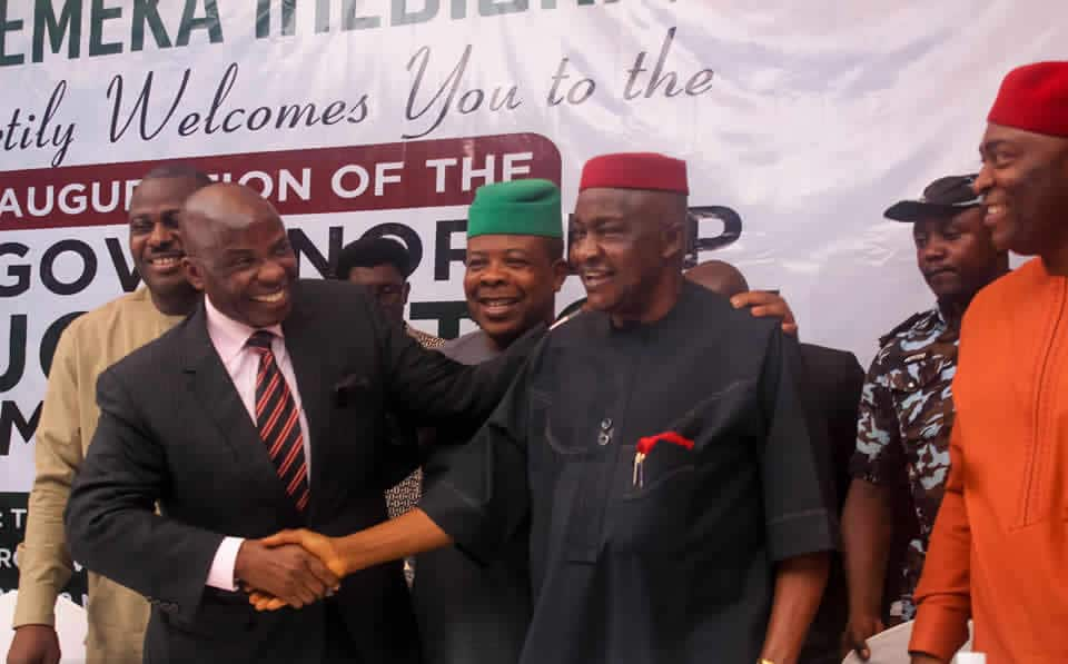 Gov Ihedioha reintroduces monthly sanitation in Imo state - Legit.ng