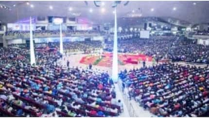 Jesus Christ would never come to Nigeria - Man rants after items were stolen at Shiloh