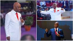 When we employed 7000 pastors at once, social media was dead - Bishop David Oyedepo speaks in video