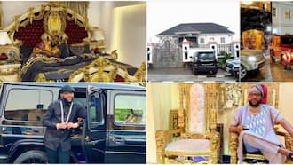 Meet Nigeria's 40-year-old billionaire who struggled through life to afford a luxurious lifestyle