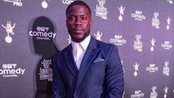 Comedian Kevin Hart thanks fans as he makes first official appearance after ghastly crash