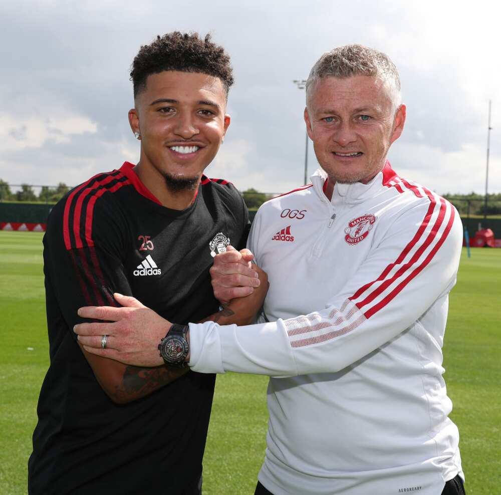 Man United boss Solskjaer reveals when £73m summer signing will make Premier League debut