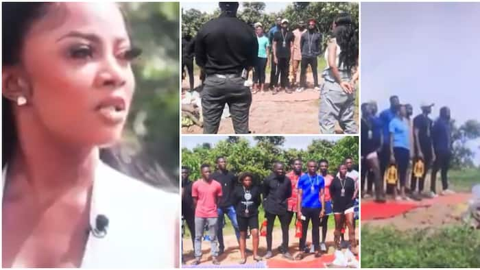 Gulder Ultimate Search: Wild cards revealed as 14 men and 4 ladies enter the jungle for N50m grand prize