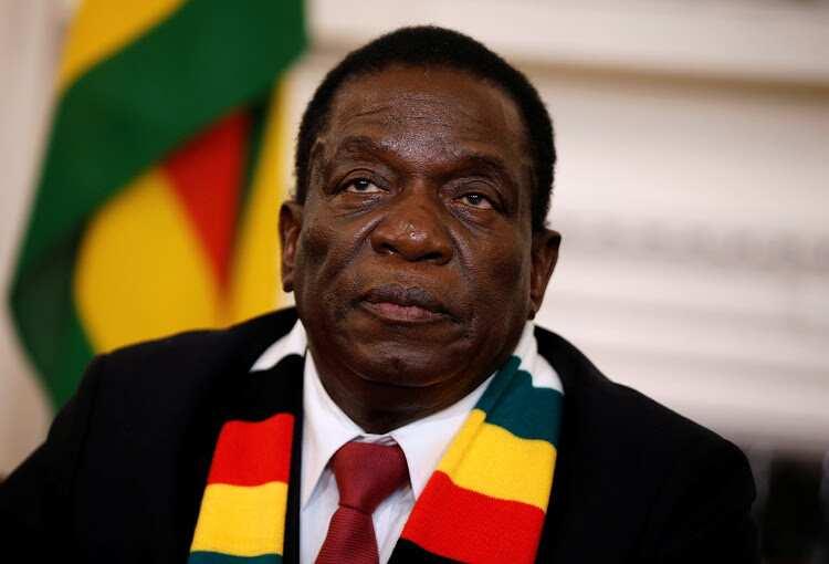Shugaban kasar Zimbabwe, Emmerson Mnangagwa
