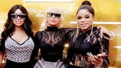 Bobrisky expresses joy as he hangs out with Dencia and international figure Blac Chyna (photo, video)