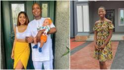 Trolls come hard at billionaire wife Regina Daniels over congratulatory post to 10-year-old Emmanuella