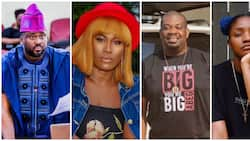 Desmond Elliot: Simi, Uche Jombo, Don Jazzy, others express disapproval over actor's remarks