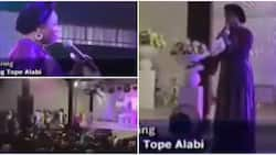 Oniduro: Video of the moment Tope Alabi criticized song of another gospel artiste that earned her backlash