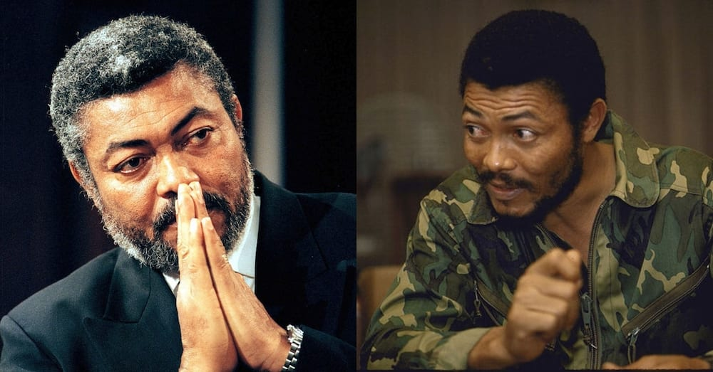 9 rare facts about Ghana's late former president Jerry John Rawlings