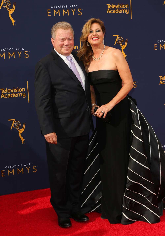 William Shatner wife