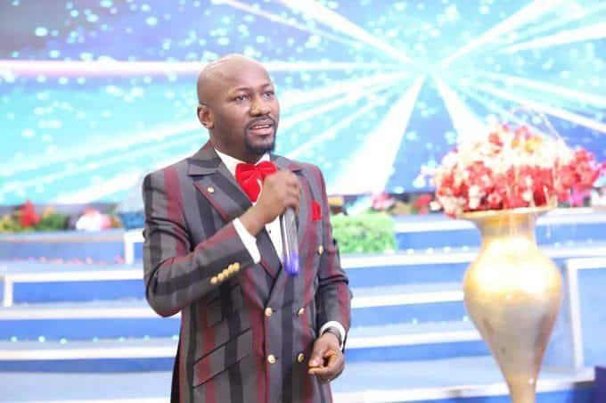 I won't take COVID-19 Vaccine: Apostle Suleman Reveals what God Showed Him