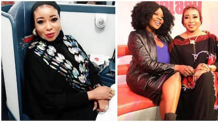 Actress Liz Anjorin says she can't be a role model to young girls, tells them to appreciate her