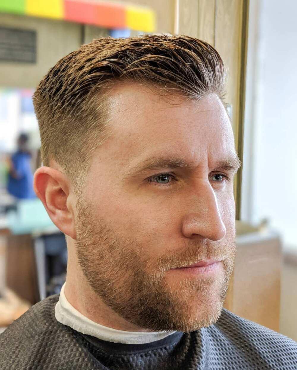 25 Ivy League Haircut Style Ideas For Men Legit Ng