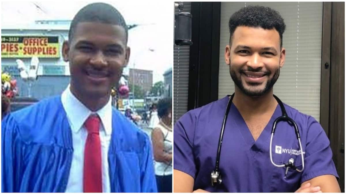 29-year-old man graduates from New York University where he worked as janitor