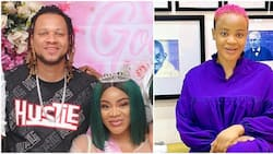 Uche Ogbodo reveals plans to marry her 'teenage' lover Bobby Maris despite huge age difference