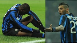 For angrily throwing club jersey to the floor after a game, ex-Inter Milan player reveals what he did to Balotelli