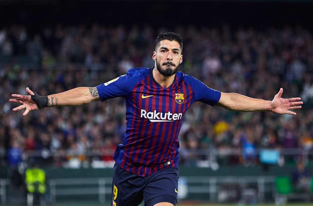 Barcelona ta yi wa Atletico Madrid gwanjon Luis Suarez a kan $7m