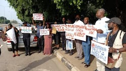 Day 12: Journalists storm Police headquarters over missing colleague