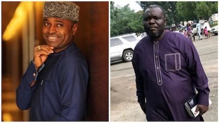 Fat ugly people like you only know how to fart - Kenneth Okonkwo says to troll