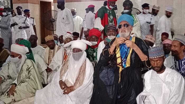 Babu rashin jituwa tsakanina da Sheikh Dahiru Bauchi - Tsohon sarkin Kano Muhammad Sanusi