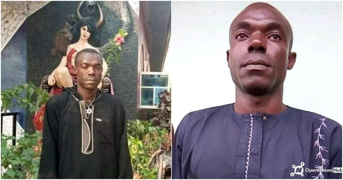 Police arrests Church of Satan founder in Abia state - NAIJA.NG
