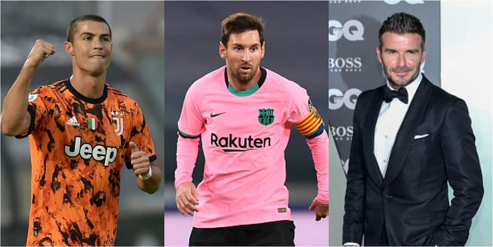 Ronaldo, Messi, Beckham are among top 10 footballers with most expensive houses
