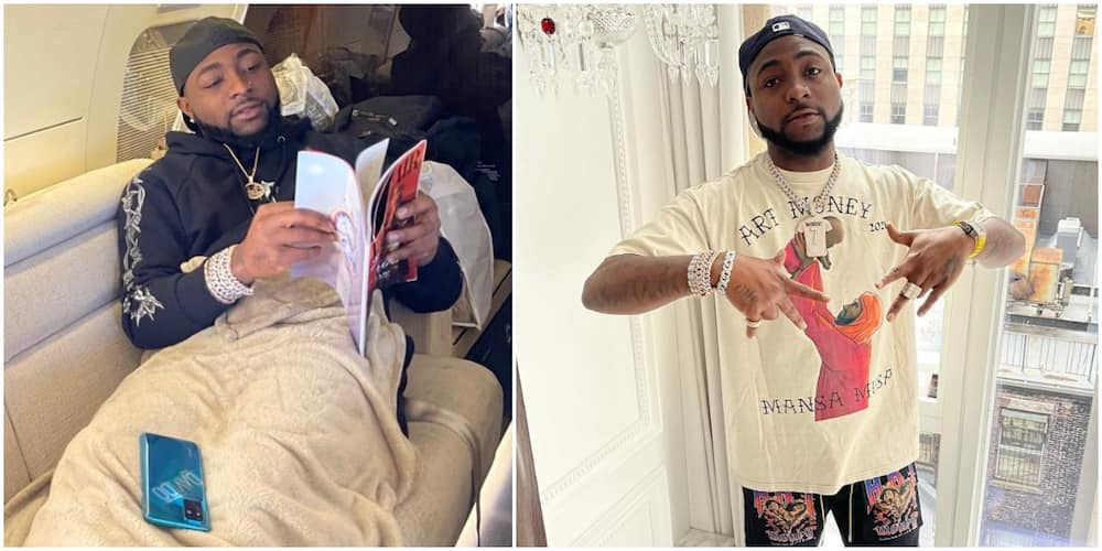 We Are All Tired, Singer Davido Speaks on State of the Nation, Fellow Nigerians React
